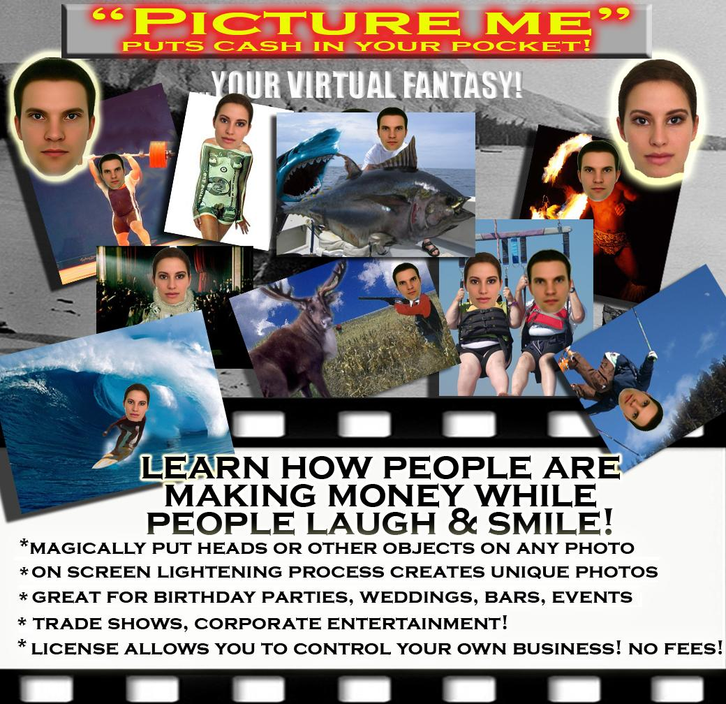 Picture Me Photo Manipulation
